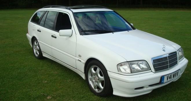 Mercedes Benz C200 Sport Estate Country Classics