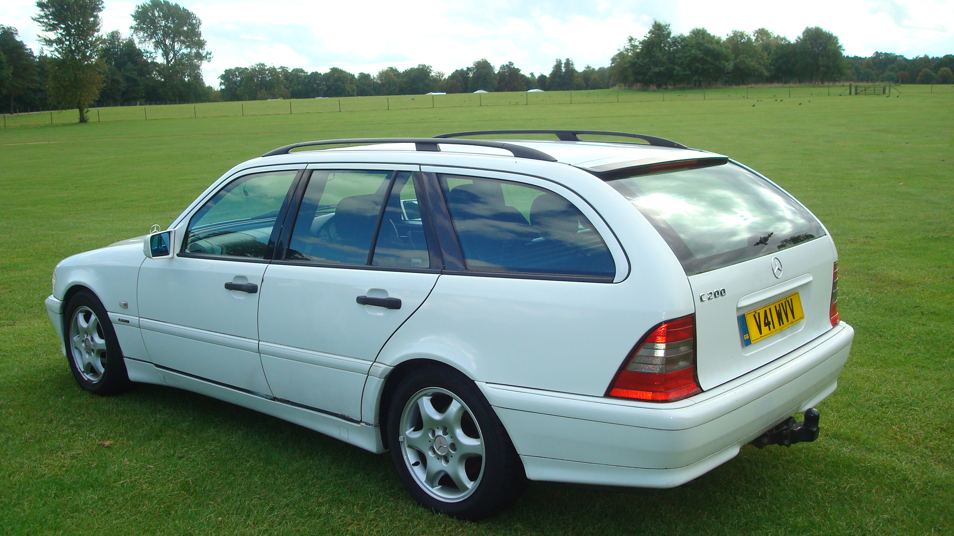 Mercedes Benz C200 Sport Estate Country Classics