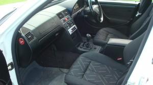 Mercedes C200 Estate & Reliant Scimitar GTE 24.09.14 013