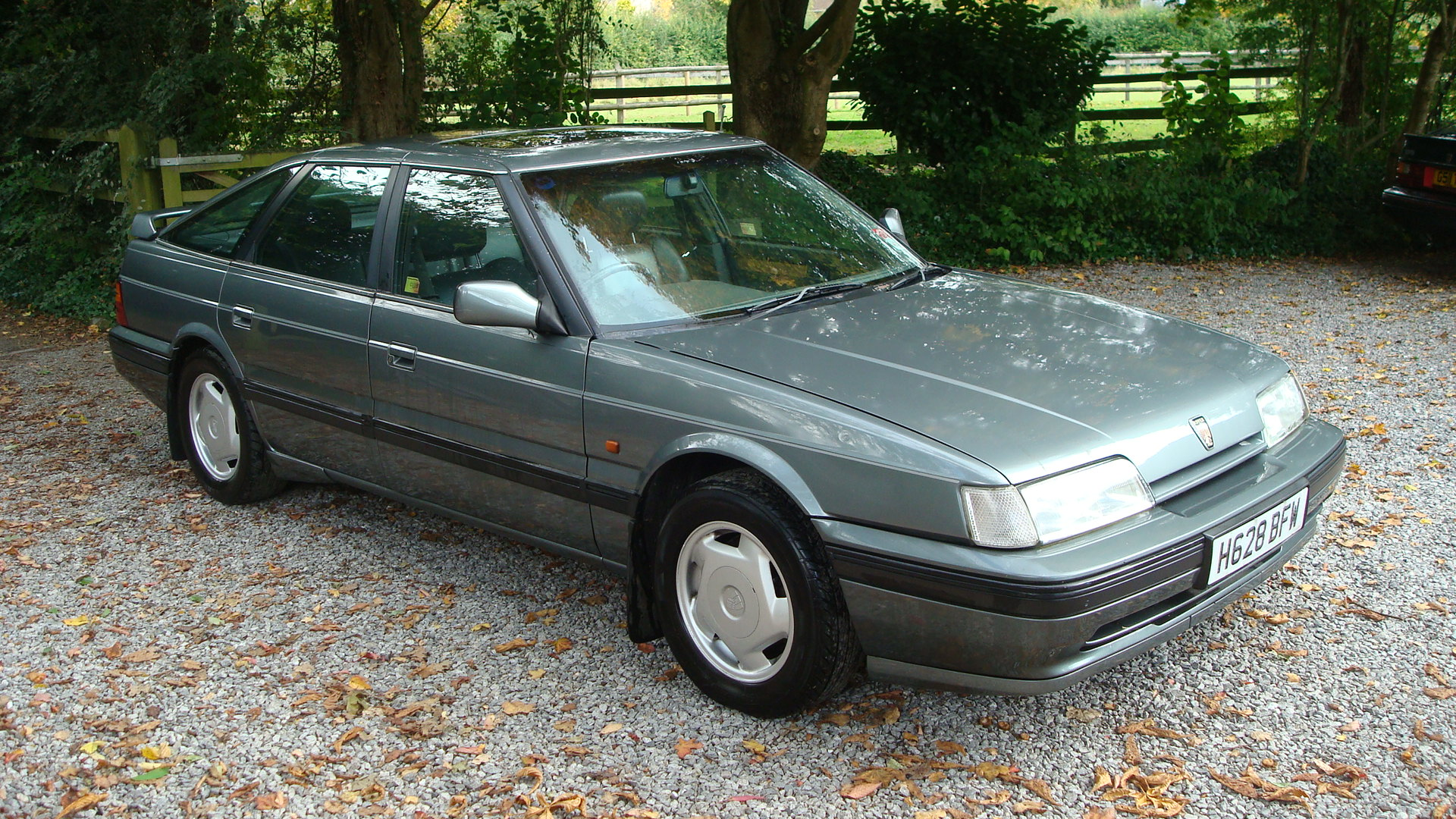 13.10.15 Rover 827 Vitesse 001 ...