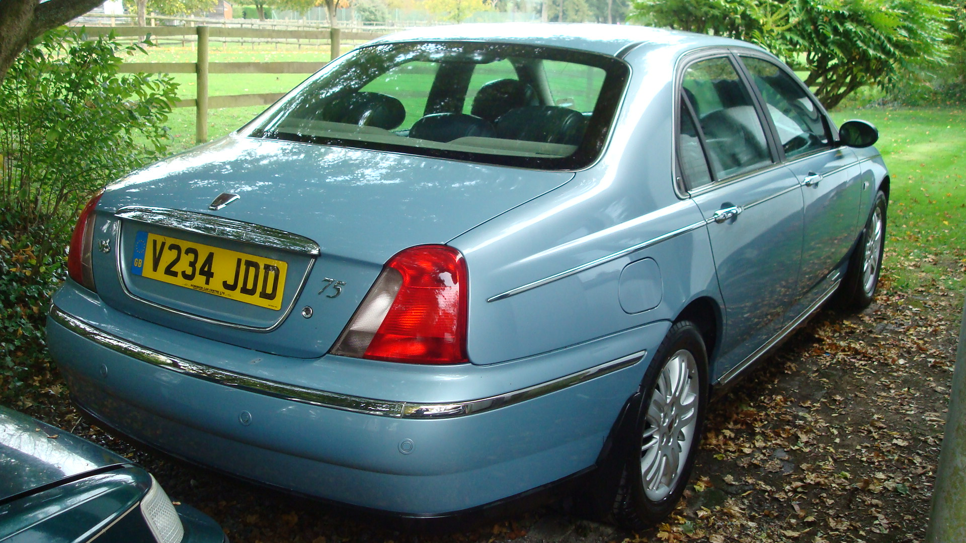 Rover 75 Connoisseur 2.5 V6 Auto 1999 (Personal Line Leather ...