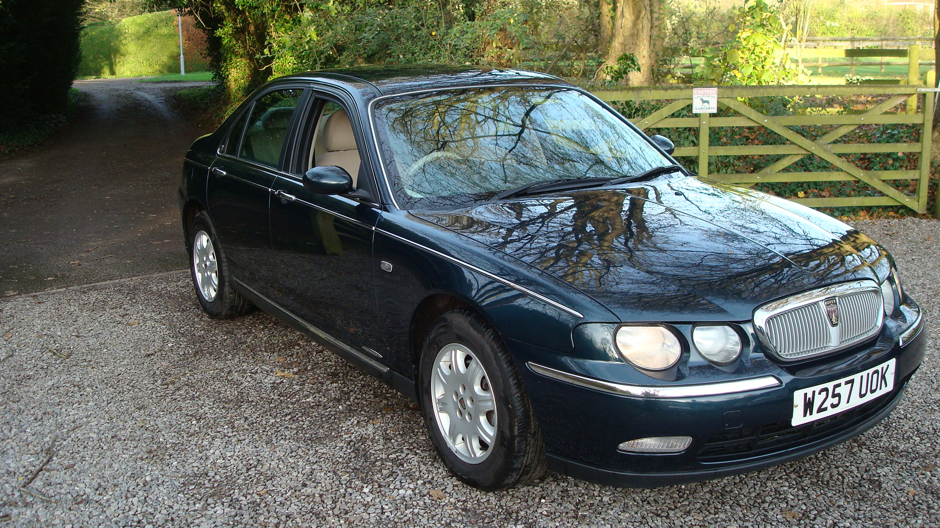 Club Car Parts >> Rover 75 2.0 V6 Club - Country Classics : Country Classics