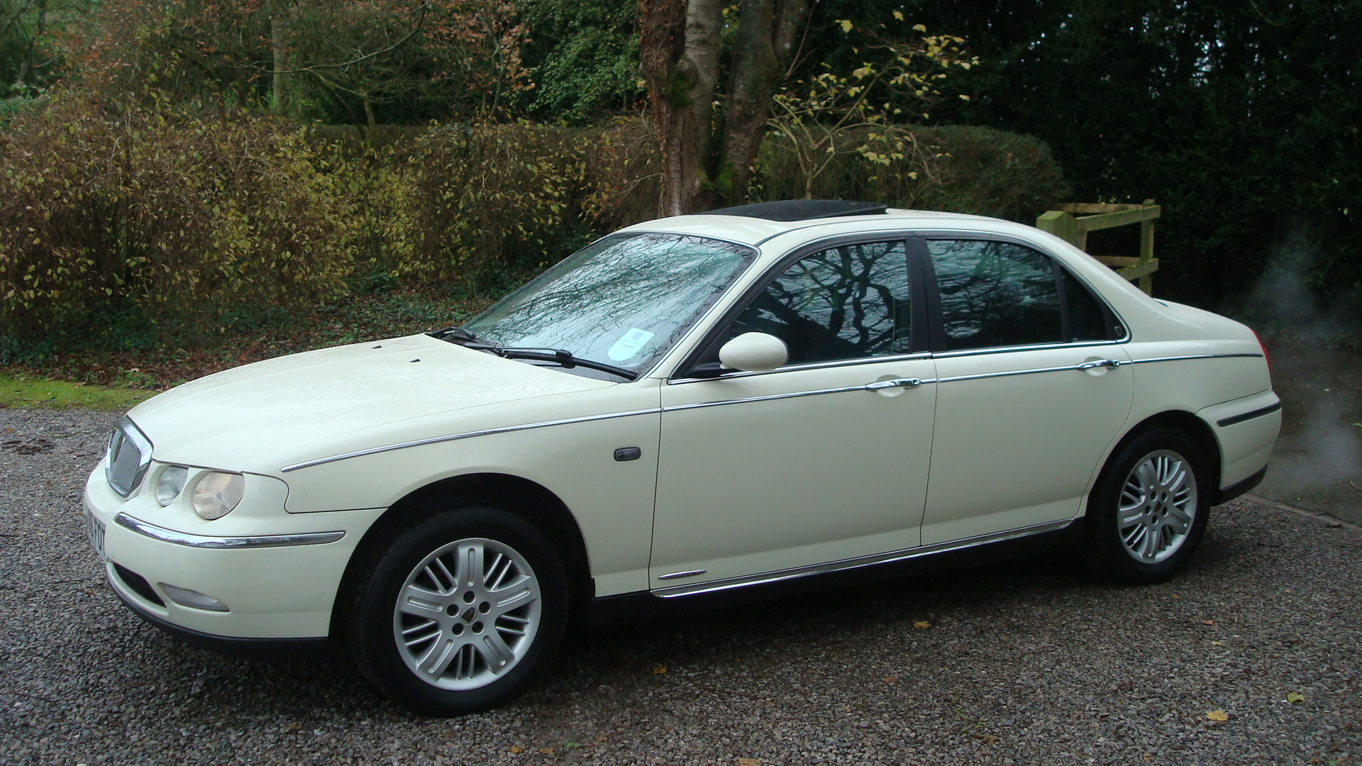 rover 75 2 0 v6 club 2000 v reg country classics. Black Bedroom Furniture Sets. Home Design Ideas