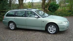 28.11.15 Rover 75 Club & Estate 022