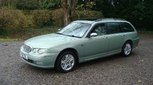 28.11.15 Rover 75 Club & Estate 024