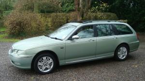 28.11.15 Rover 75 Club & Estate 025