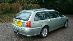 28.11.15 Rover 75 Club & Estate 034