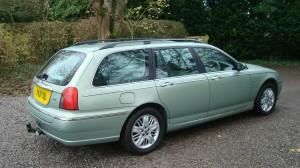 28.11.15 Rover 75 Club & Estate 035