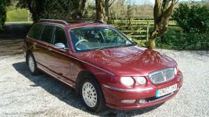 05.04.16 Rover 75 Connie SE Tourer 002