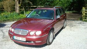 05.04.16 Rover 75 Connie SE Tourer 003