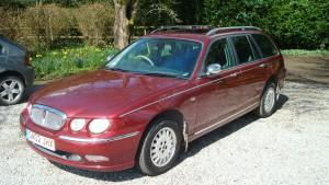 05.04.16 Rover 75 Connie SE Tourer 004
