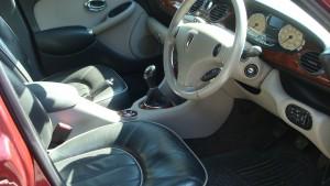 05.04.16 Rover 75 Connie SE Tourer 005