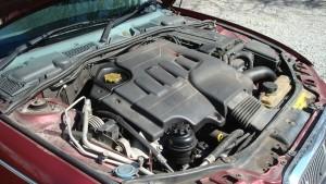 05.04.16 Rover 75 Connie SE Tourer 013