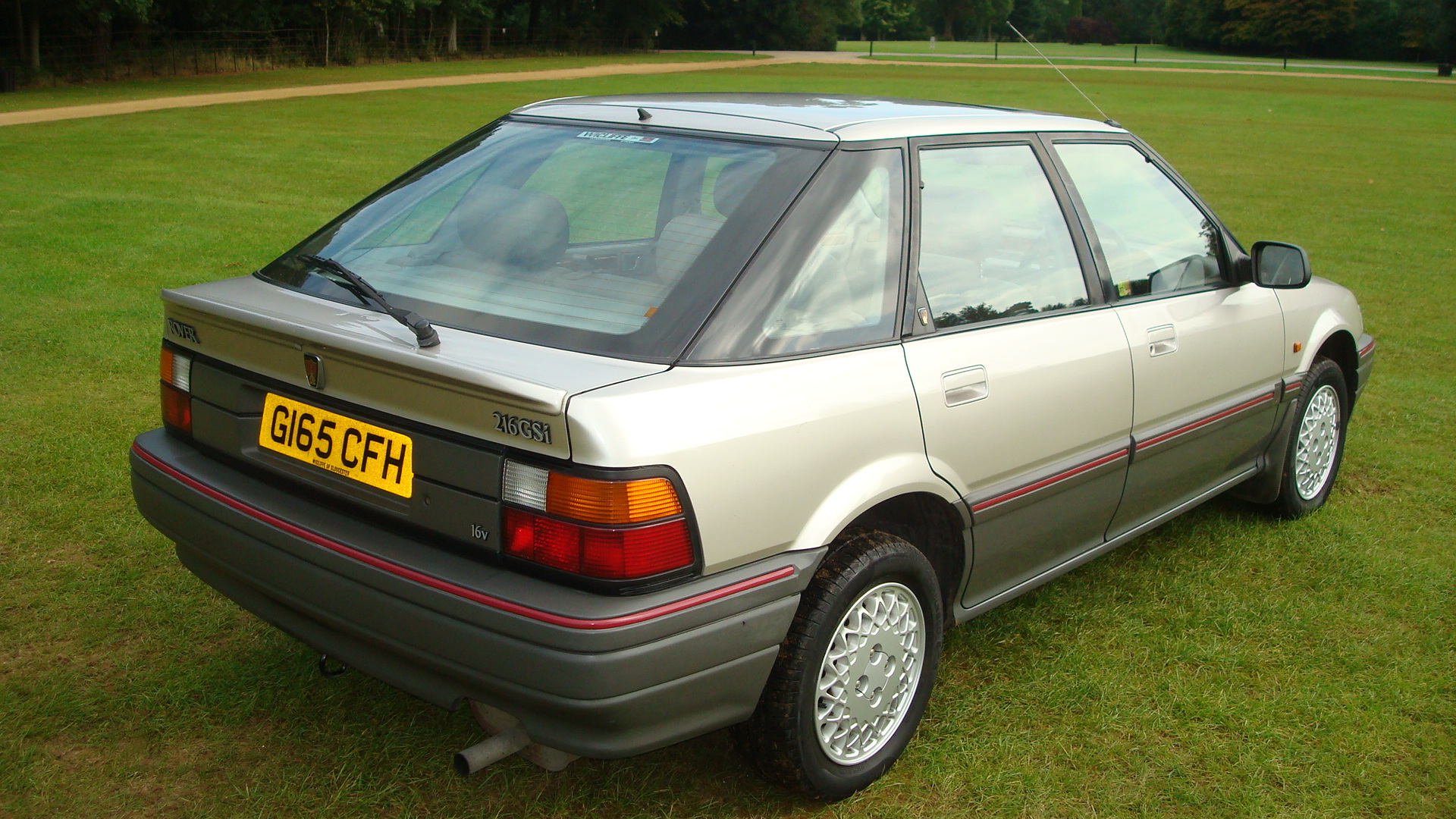 Rover 216 Gsi Country Classics Country Classics