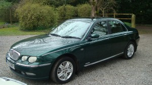 12.03.17 Rover 75 Club SE & MG ZT 003