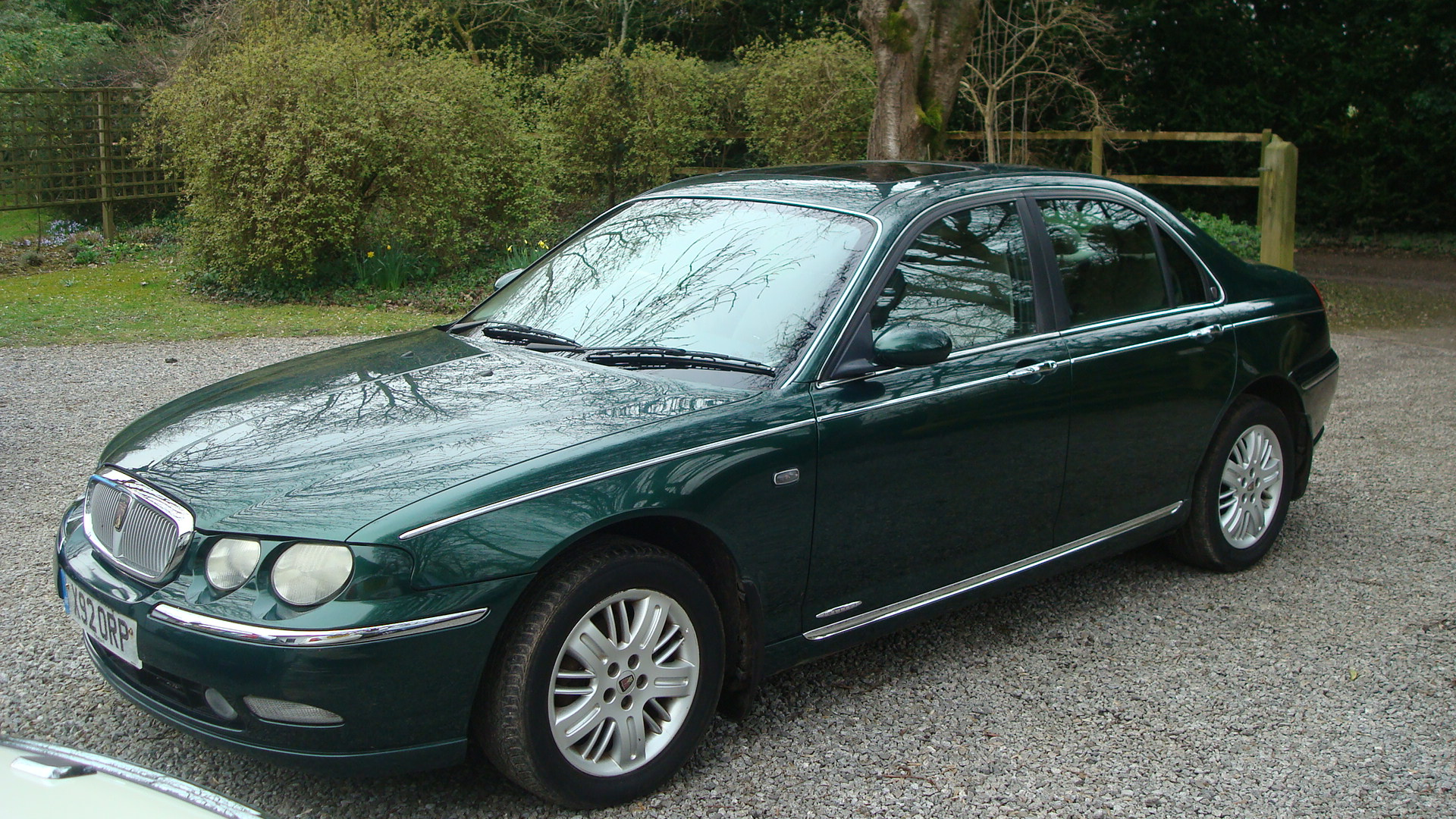 rover 75 2 0 v6 club se saloon country classics country classics. Black Bedroom Furniture Sets. Home Design Ideas