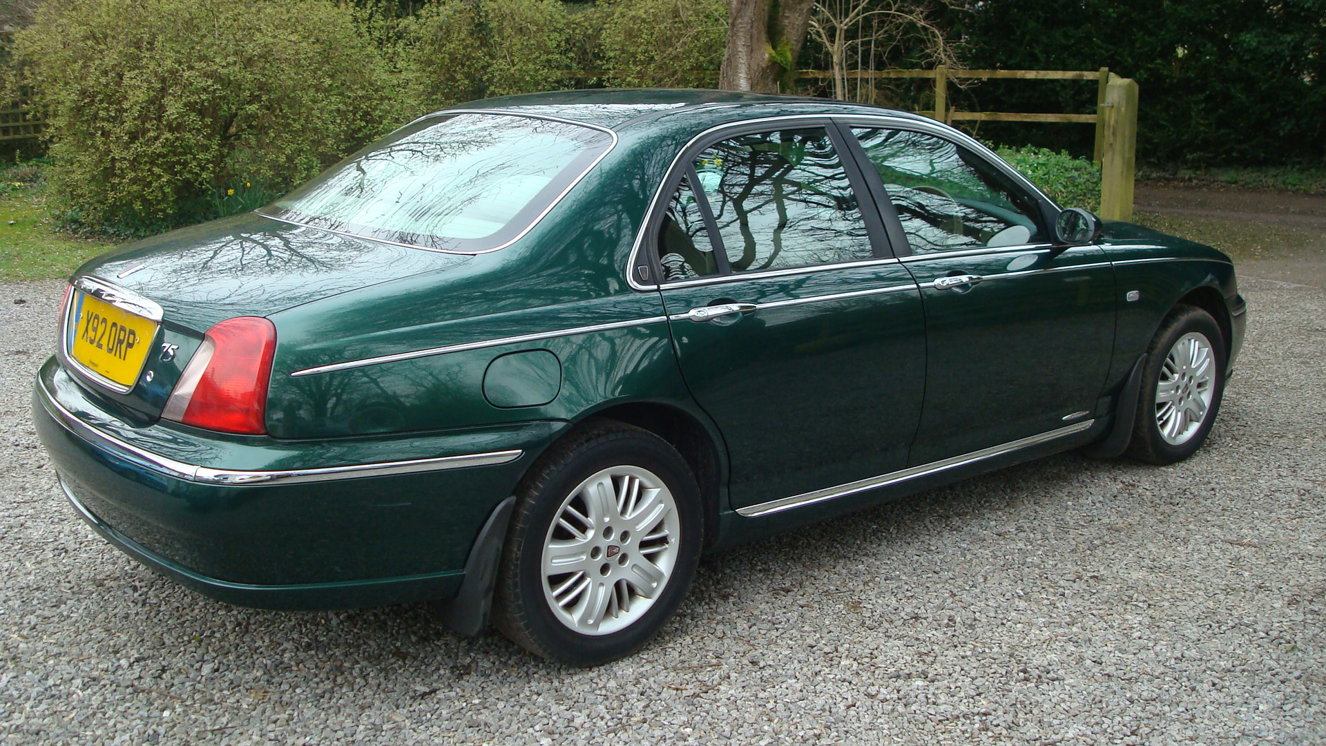 Rover 75 2 0 V6 Club Se Saloon Country Classics