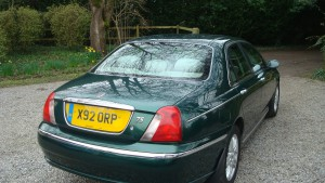 12.03.17 Rover 75 Club SE & MG ZT 016