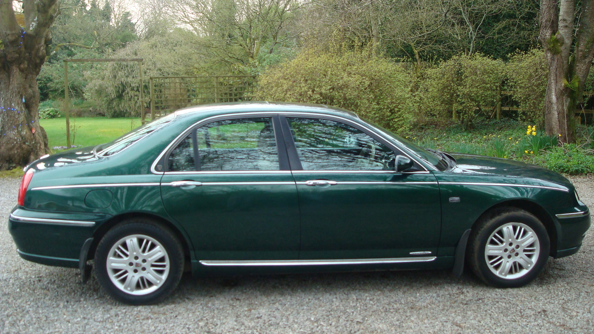 Range Rover Austin >> Rover 75 2.0 V6 Club SE Saloon - Country Classics : Country Classics