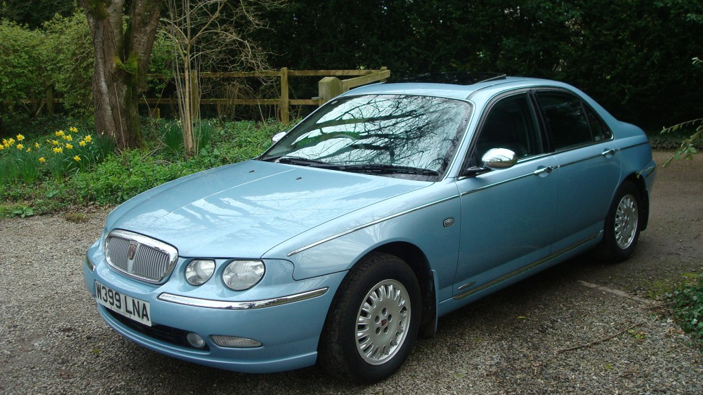 rover 75 2 5 v6 connoisseur se saloon country classics country rh countryclassics cars com 2001 Rover 75 Master Cylinder Position Master Cylinder Rover 75