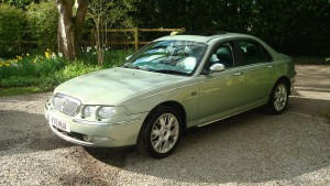 01.04.17 Rover 75 Connie SE MG ZS 001