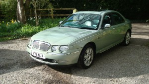 01.04.17 Rover 75 Connie SE MG ZS 002