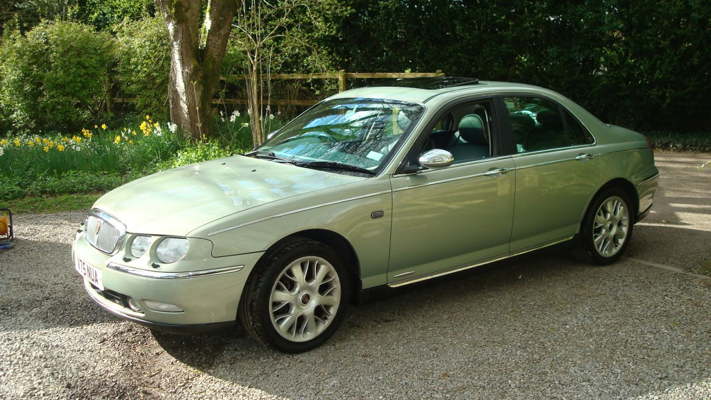Rover 75 2.5 V6 Connoisseur ( Exceptional Low Mileage Car) - Country ...