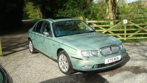 01.04.17 Rover 75 Connie SE MG ZS 004