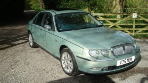 01.04.17 Rover 75 Connie SE MG ZS 006
