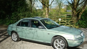 01.04.17 Rover 75 Connie SE MG ZS 007
