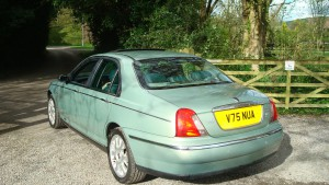 01.04.17 Rover 75 Connie SE MG ZS 010