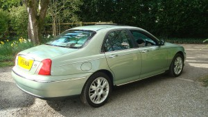 01.04.17 Rover 75 Connie SE MG ZS 012