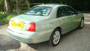 01.04.17 Rover 75 Connie SE MG ZS 014