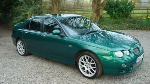 12.03.17 Rover 75 Club SE & MG ZT 036