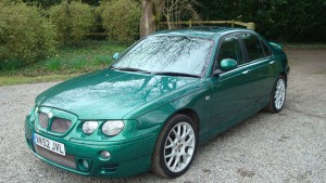 12.03.17 Rover 75 Club SE & MG ZT 039