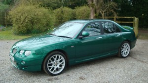 12.03.17 Rover 75 Club SE & MG ZT 040