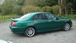 12.03.17 Rover 75 Club SE & MG ZT 042