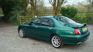 12.03.17 Rover 75 Club SE & MG ZT 043