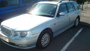 25.03.17 Rover 75 Connie Tourer 009