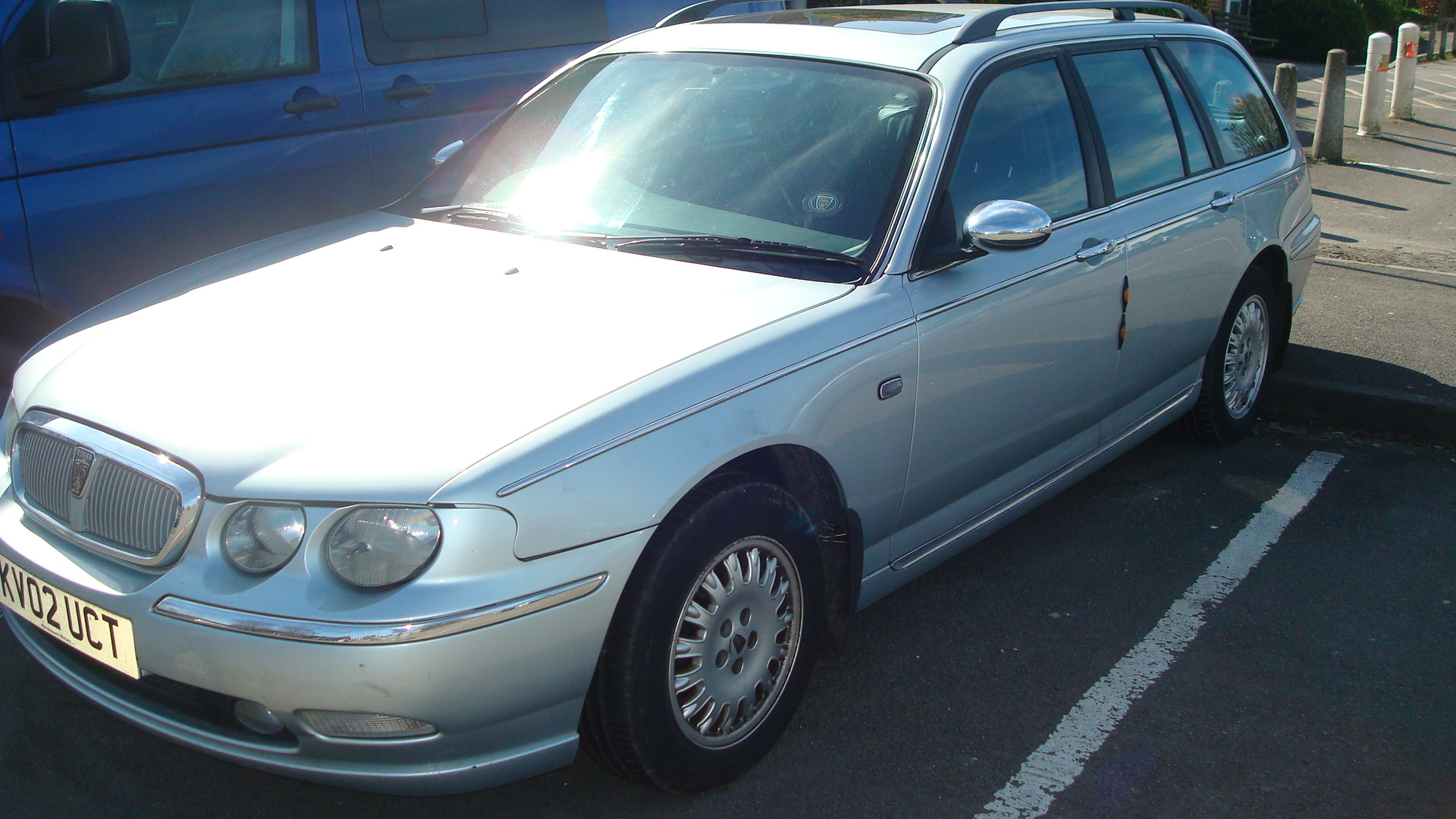 Rover 75 2 5 V6 Connoisseur Se Tourer Country Classics