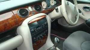 07.05.17 Rover 75 Club SE Tourer 011