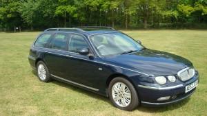 07.05.17 Rover 75 Club SE Tourer 015