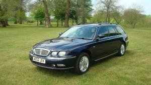 07.05.17 Rover 75 Club SE Tourer 017