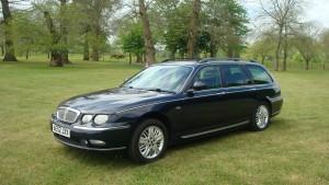 07.05.17 Rover 75 Club SE Tourer 018