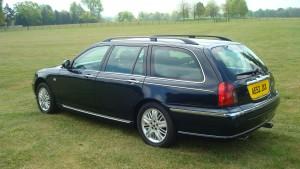 07.05.17 Rover 75 Club SE Tourer 019