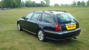 07.05.17 Rover 75 Club SE Tourer 020