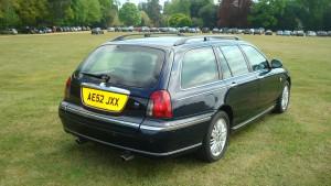 07.05.17 Rover 75 Club SE Tourer 021
