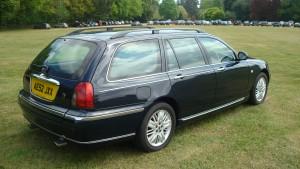 07.05.17 Rover 75 Club SE Tourer 022