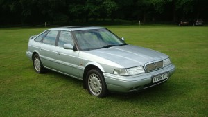 09.06.18 Rover 825 Sterling fastback 020