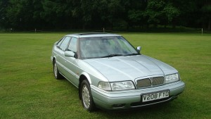 09.06.18 Rover 825 Sterling fastback 021